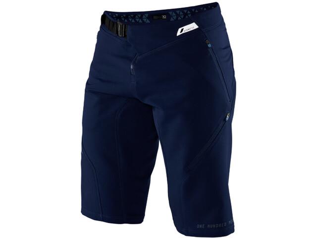 100% Airmatic Enduro/Trail Pantalones cortos Hombre, navy